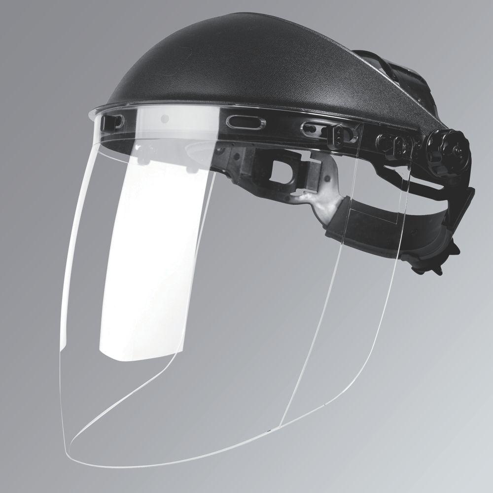 Bolle Sphere Sphere Face Shield Black