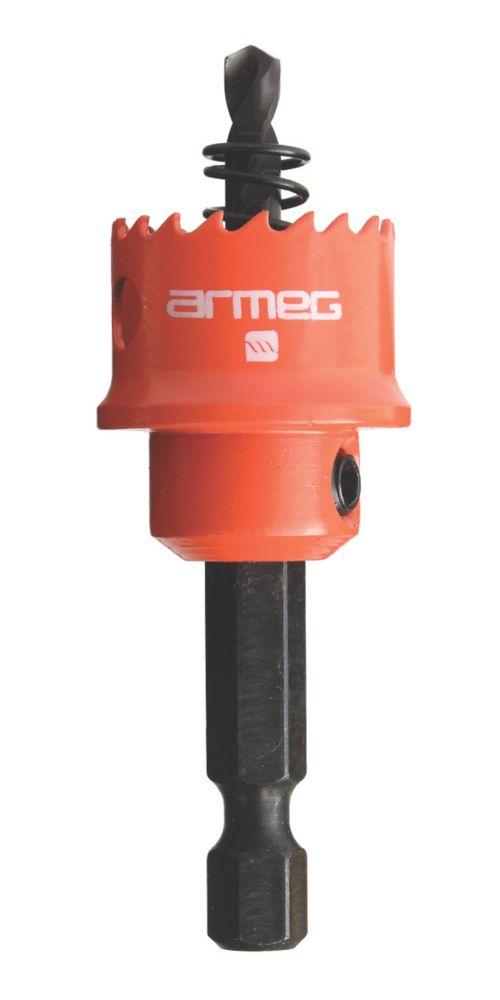 Armeg Acceler8 Sheet Steel Holesaw 20mm