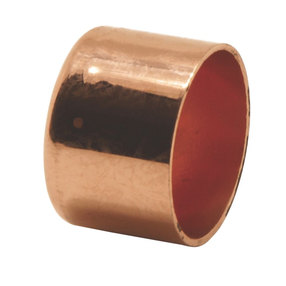 Endex  Copper End Feed Stop End 15mm