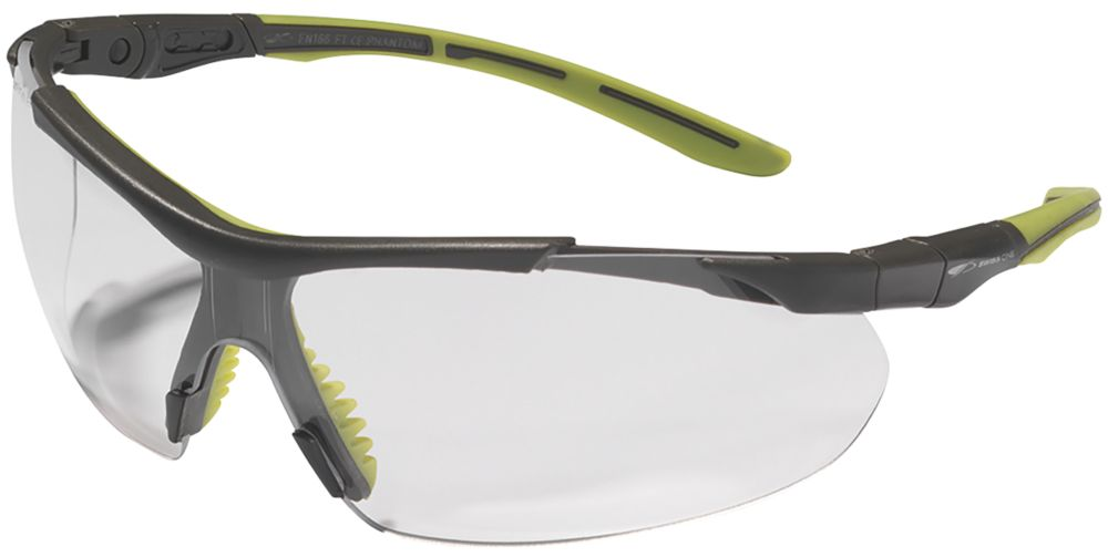 Swiss One Phantom Clear Lens Safety Specs