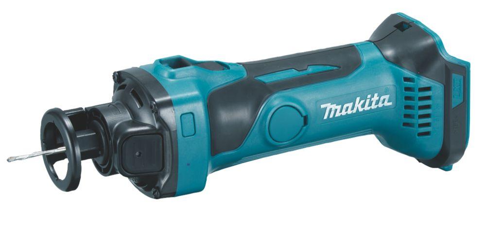 Makita DCO180Z 18V Li-Ion LXT  Cordless Drywall Cutter - Bare