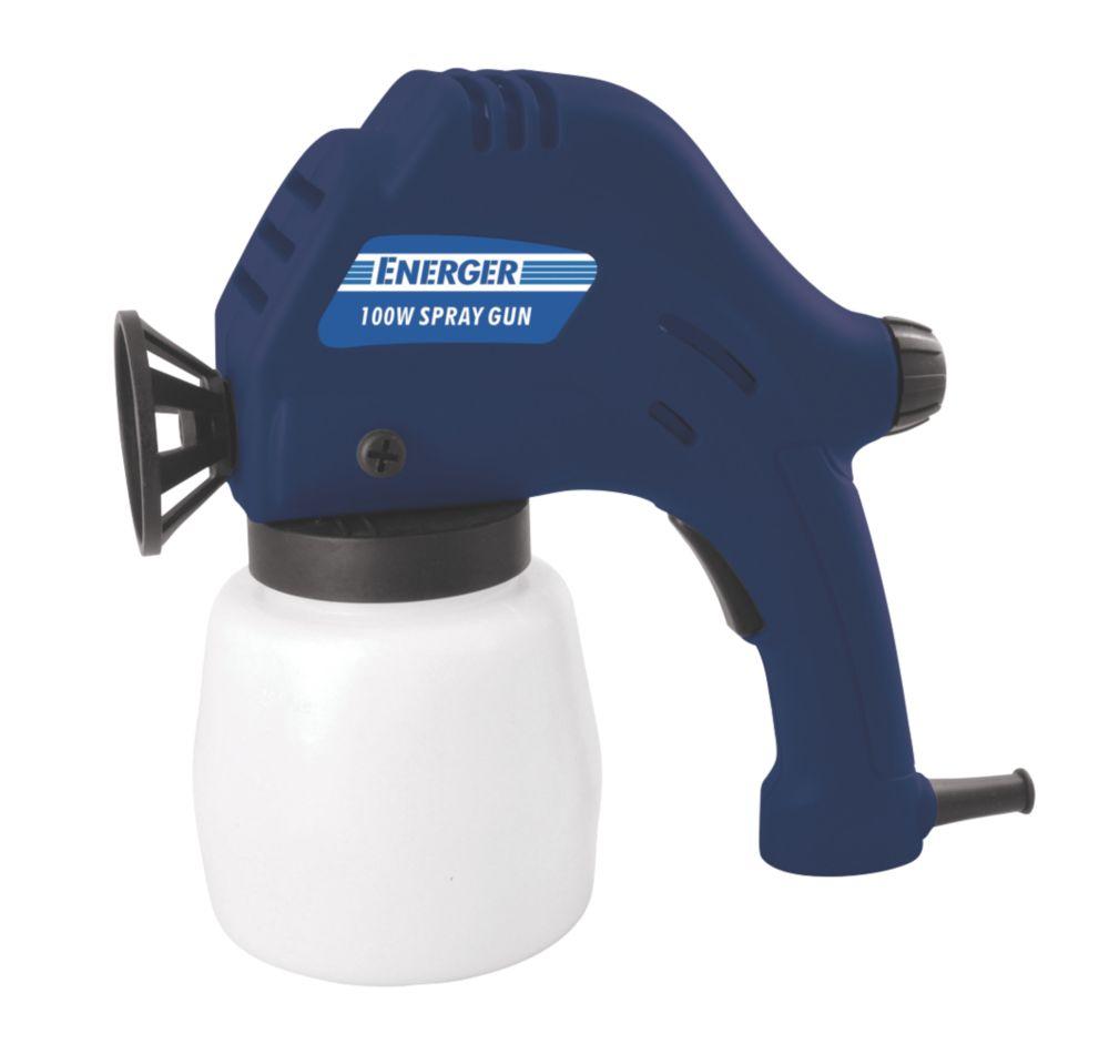 Energer ENB558SRG 100W Electric Solenoid Spray Gun 220-240V