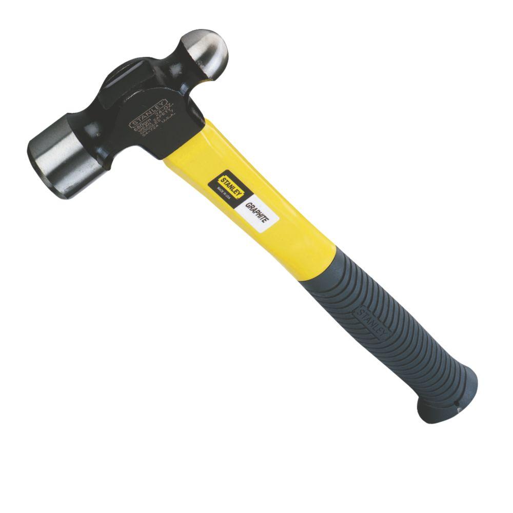 Stanley  Graphite Ball Pein Hammer 32oz (0.91kg)