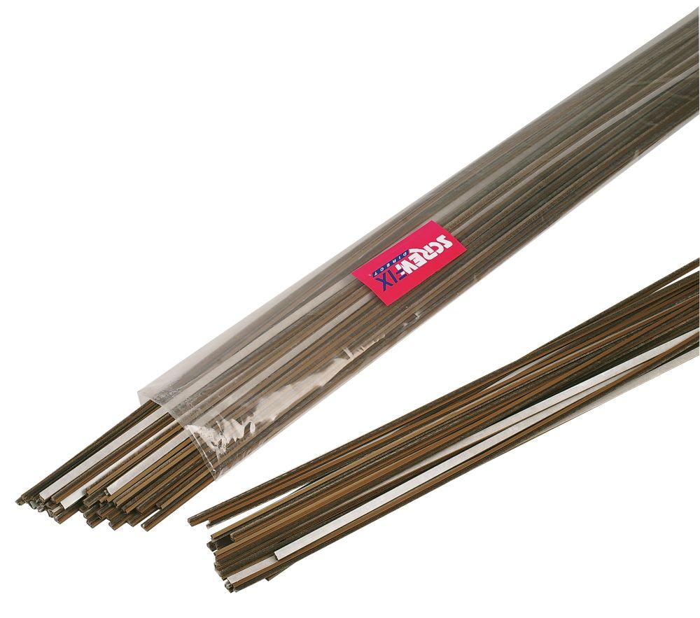 Intumescent Strip Door Brown 10 x 4 x 1050mm 5 Pack