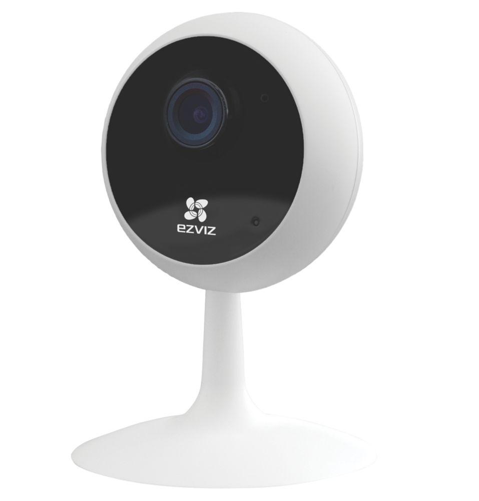 EZViz CS-C1C-D0-1D1WFR Mains-Powered  Wireless 720p Indoor  Indoor Smart Camera