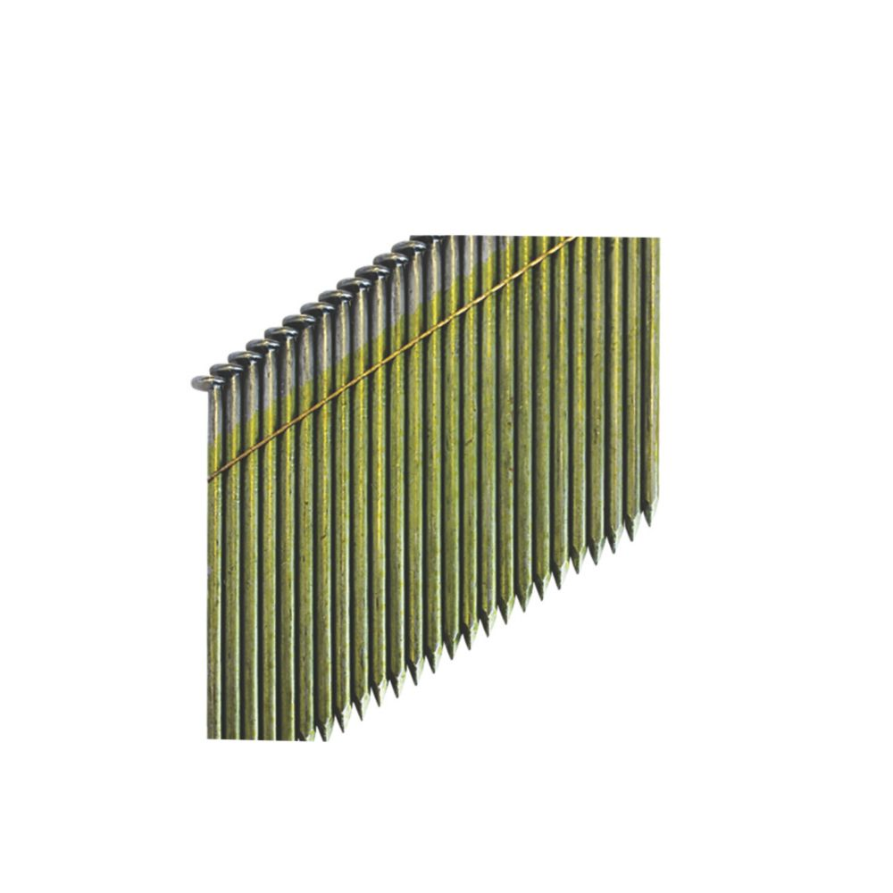 DeWalt Bright Collated Framing Stick Nails 2.8 x 75mm 2200 Pack