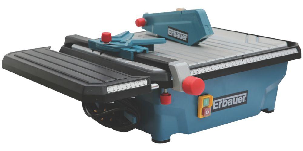 Erbauer ERB337TCB 750W Electric Tile Cutter 220-240V