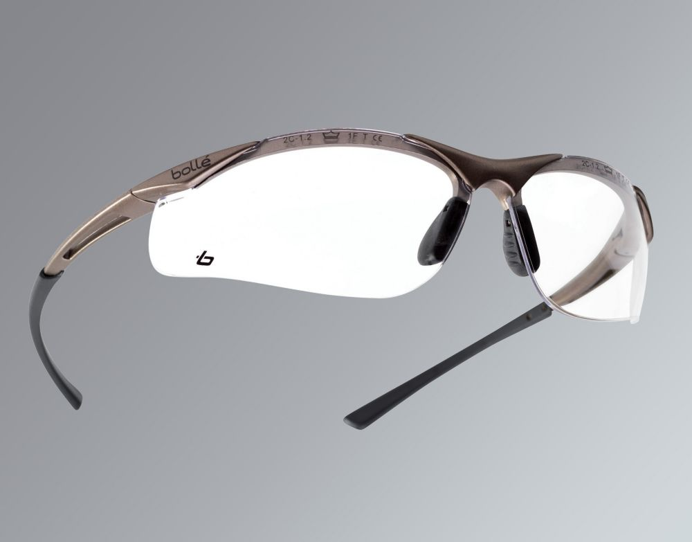 Bolle Contour Clear Lens Safety Specs