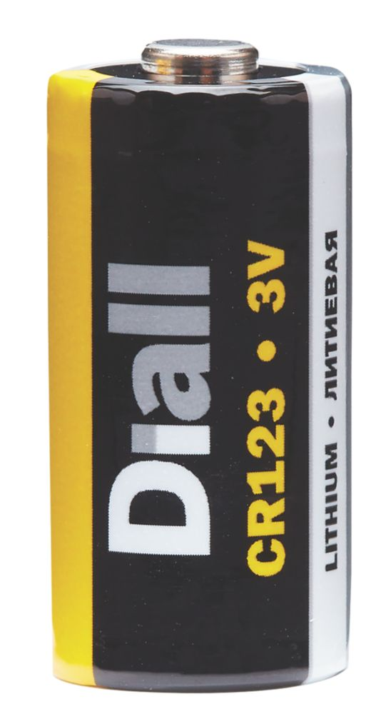 Diall  CR123 Battery