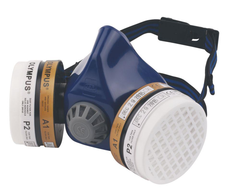 JSP Tradesman 2 28 Day Half Mask A1-P2