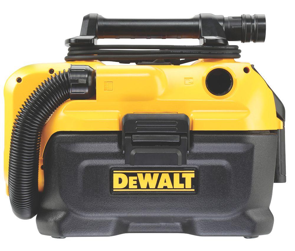 DeWalt DCV584L-GB 54V Li-Ion XR FlexVolt  Cordless Wet / Dry Vacuum - Bare