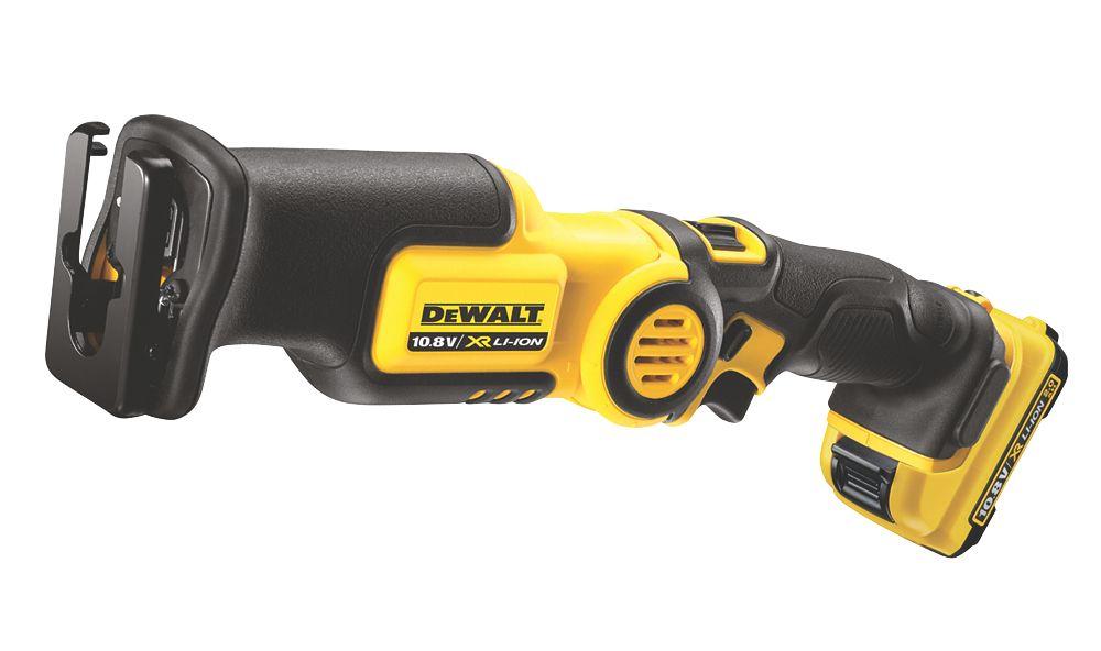 DeWalt DCS310D2-GB 12V 2.0Ah Li-Ion XR  Cordless Reciprocating Saw