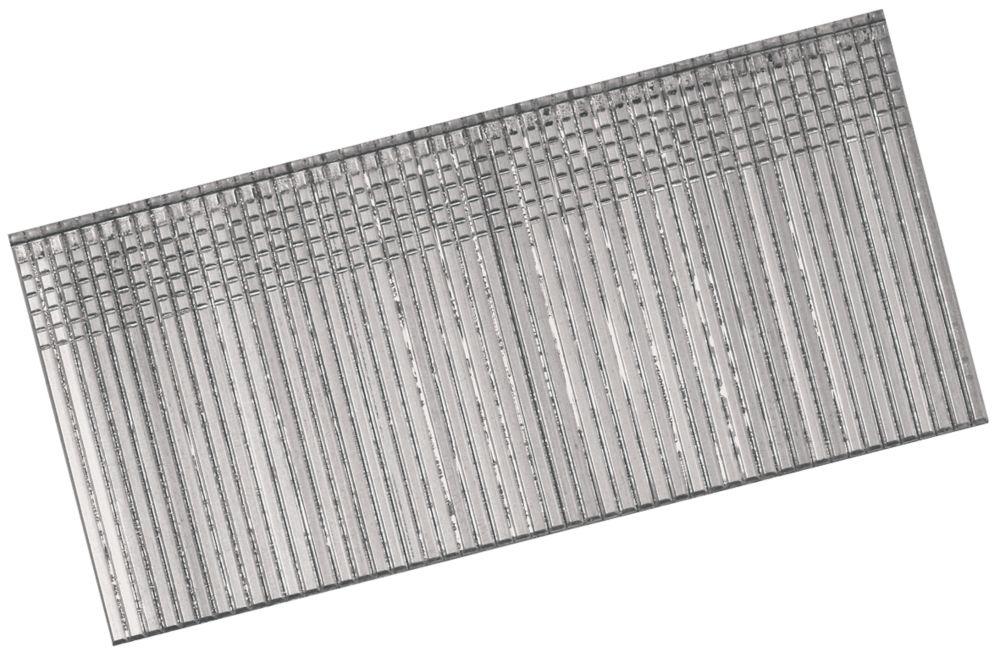 Galvanised Finish Brad Nails 16ga x 38mm 2500 Pack
