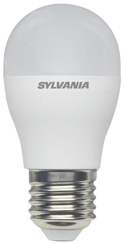 Sylvania  ES Mini Globe LED Light Bulb 806lm 8W