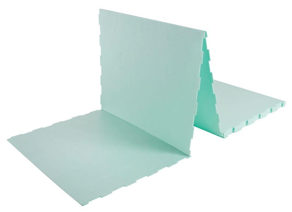 Extruded Polystyrene Foam Underlay 5m²