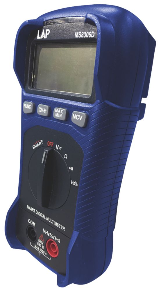 LAP MS8306D Digital Multimeter