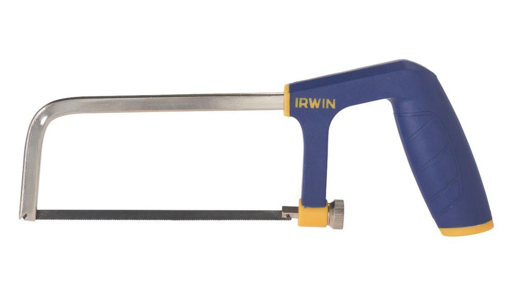 """Irwin  14tpi Wood/Metal/Plastic Junior Hacksaw 6"""" (150mm)"""