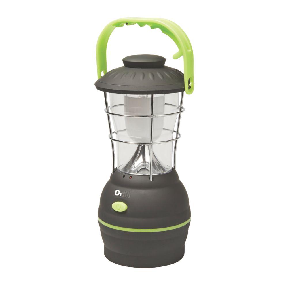 Diall  LED Camping Lantern 8.1W 3.7V