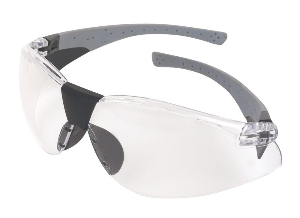 Site 2102 Clear Lens Safety Specs