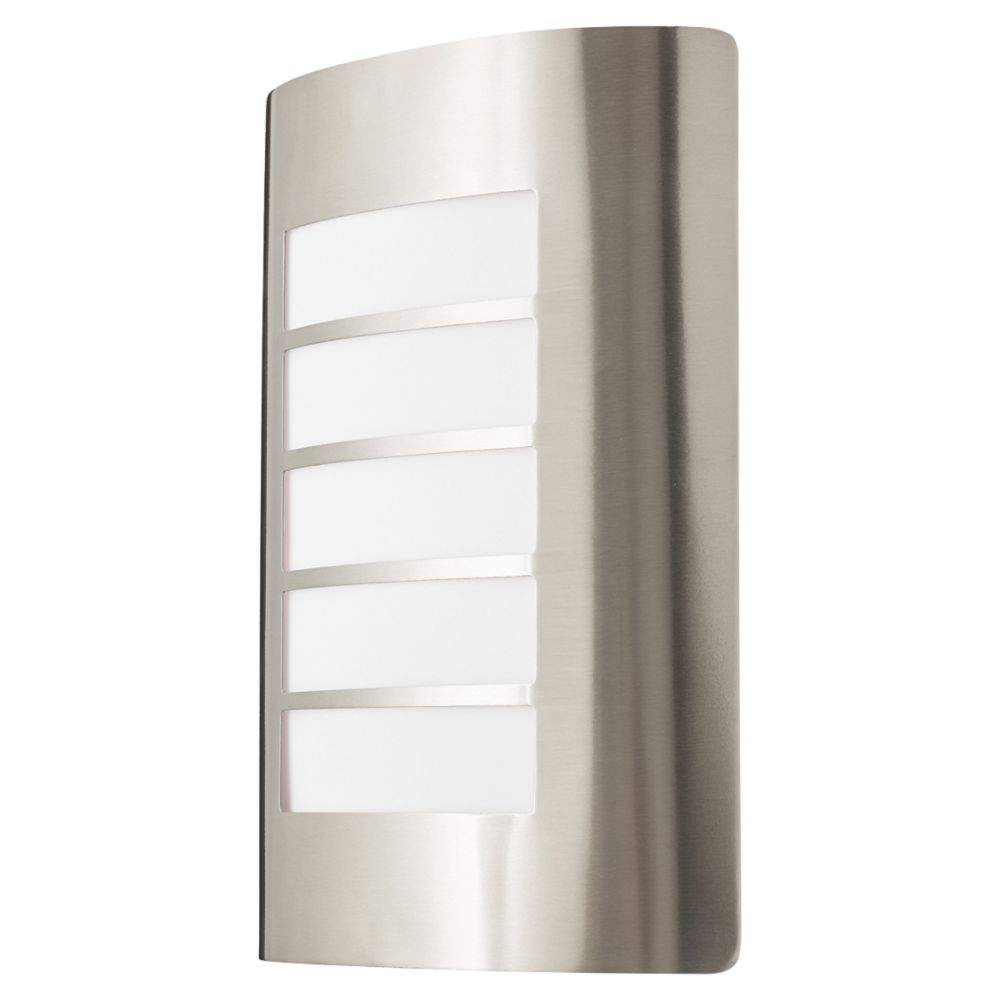 LAP G03306 Outdoor Wall Light Stainless Steel