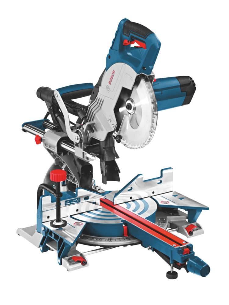 Bosch GCM 8 SJL 216mm  Electric Single-Bevel Sliding Compound Mitre Saw 240V