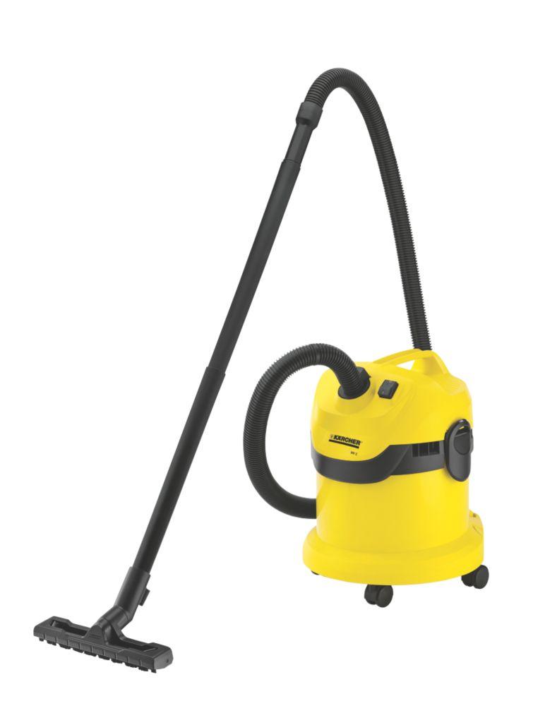 Karcher WD2 1000W 12Ltr Wet & Dry Vacuum Cleaner 240V