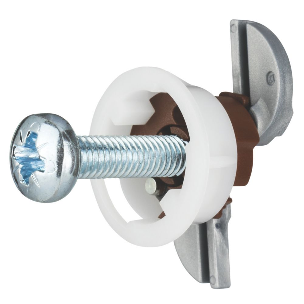 GripIt  Cabinet Plasterboard Fixing 20 x  4 Pack