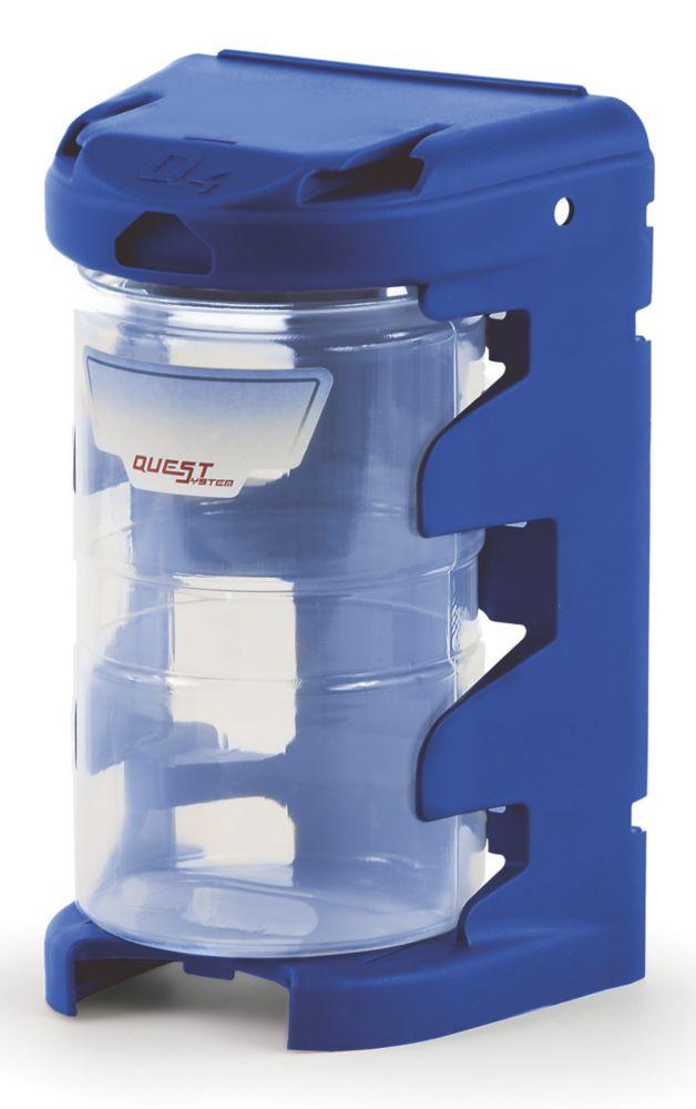 Q4 Modular Organiser Bin Blue