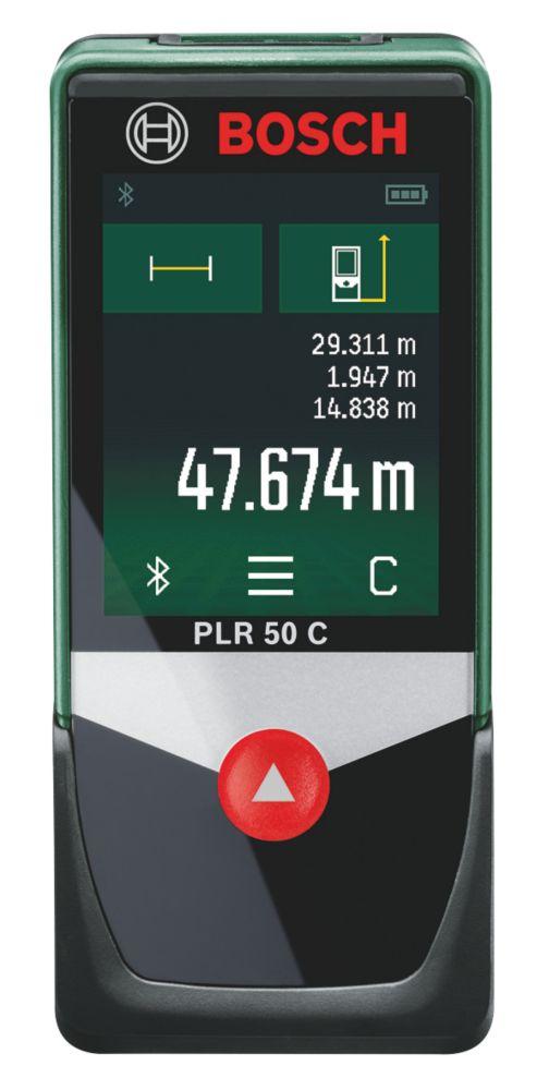 Bosch PLR50C Laser Rangefinder