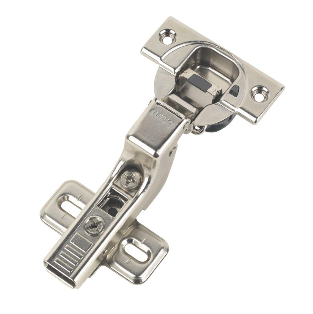 Blum Steel Concealed Hinges 115mm 2 Pack