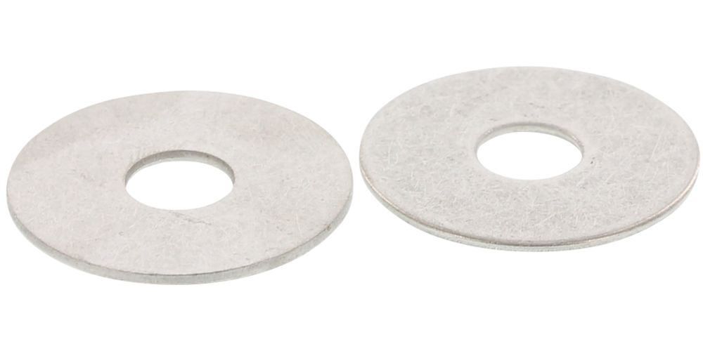 Easyfix A2 Stainless Steel Extra Large Penny Washers M6 x 1.5mm 50 Pack