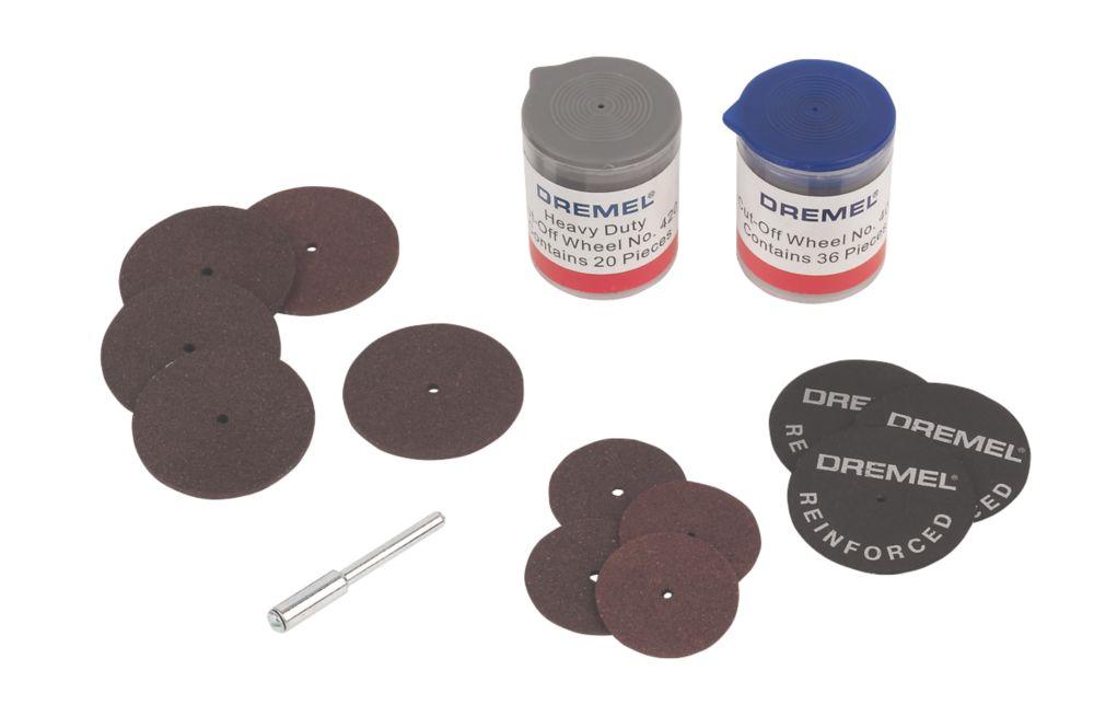Dremel 688 Cut-Off Wheel Accessory Set 69 Pieces