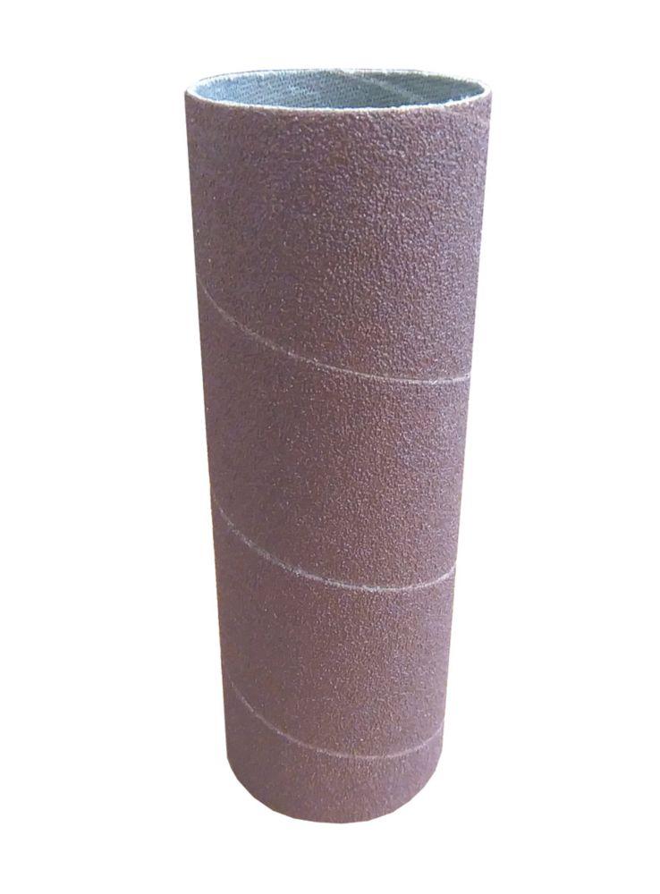 Scheppach Bobbin Sanding Sleeves 38mm 120 Grit 3 Pack