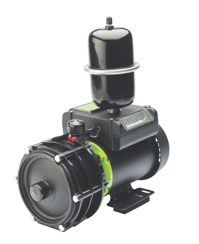 Salamander Pumps RP120SU Centrifugal Single Shower Pump 3.6bar