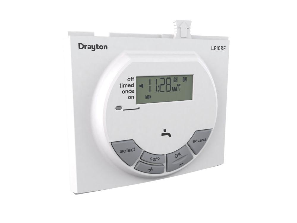 Drayton 22589DR Boiler Programmer - Spare