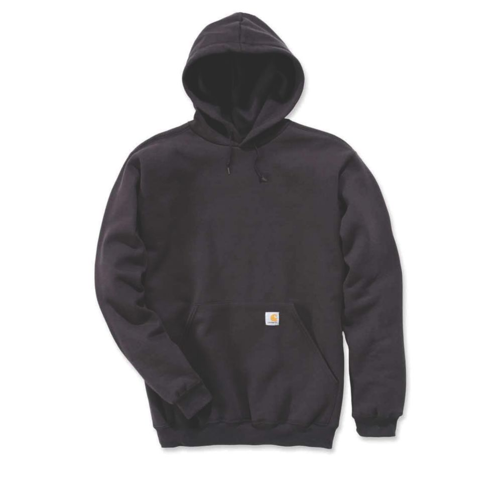 Carhartt K121 Hoodie Black X Large  Chest