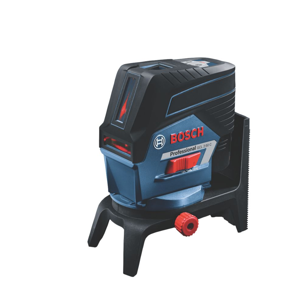 Bosch GCL250C Self-Levelling Combi Laser Level