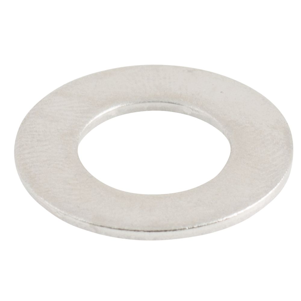 Easyfix A2 Stainless Steel Flat Washers M10 x 1.2mm 100 Pack