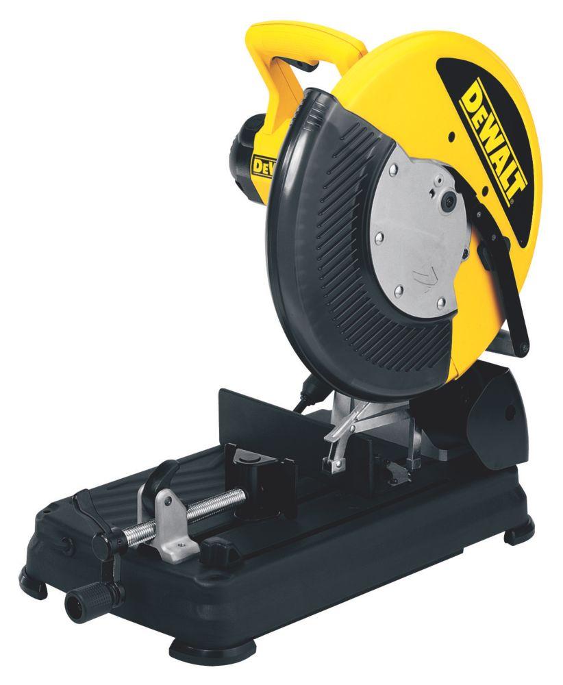 DeWalt DW872-GB 2200W 355mm Electric Metal Cutting Chop Saw 240V