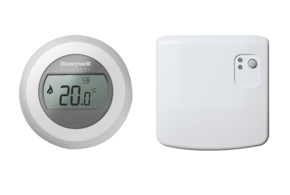 Honeywell Home Y87RF2024 Single-Zone Thermostat Mobile Compatible