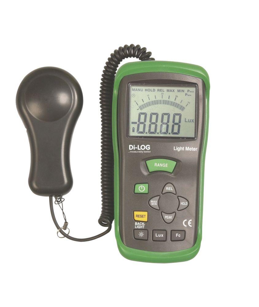 Di-Log DL7040 Digital Light Meter