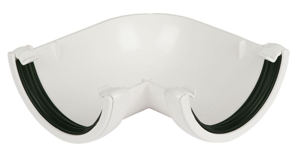 FloPlast  90° Angle 112mm White