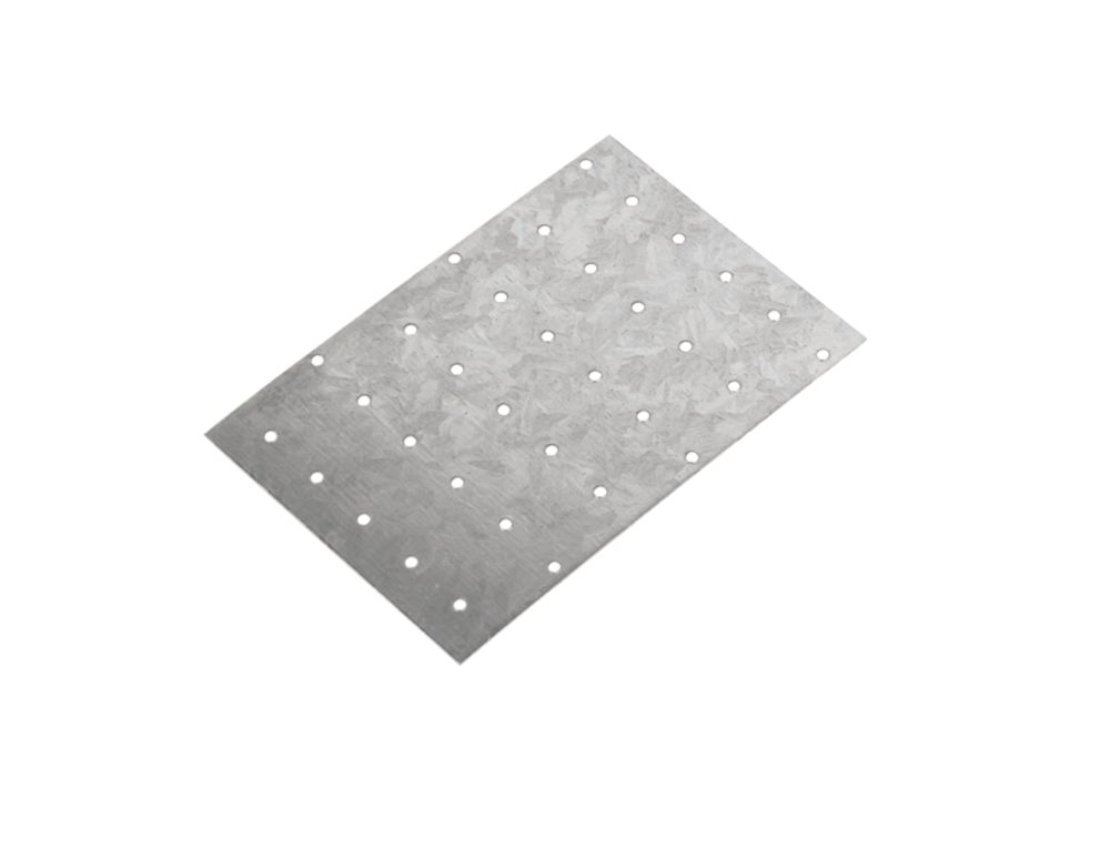 Sabrefix Hand Nail Plate Galvanised DX275 150mm x 100mm 25 Pack
