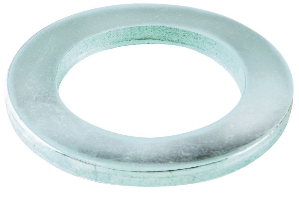 Easyfix Steel Flat Washers M10 x 2mm 100 Pack