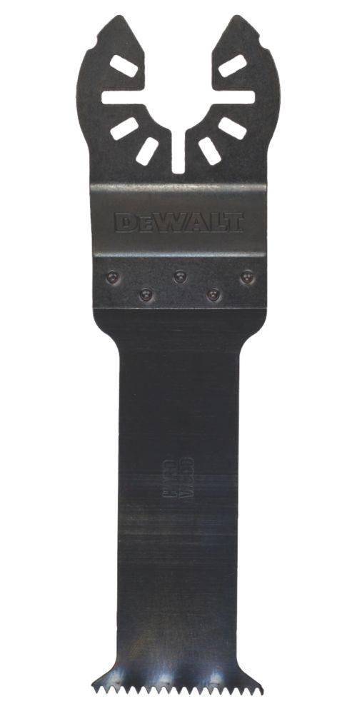 DeWalt Wood/Plastic Plunge Cutting Blade 30mm