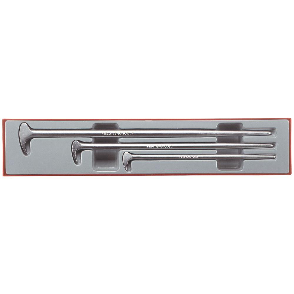 Teng Tools  Pry Bar Set 3 Pieces