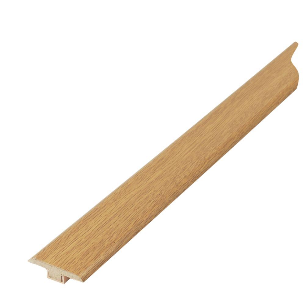 Unika Oak Effect T-Bar Laminate Threshold 0.9m
