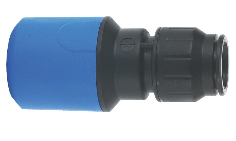 JG Speedfit UG603B MDPE Copper Adaptor 25mm x 15mm