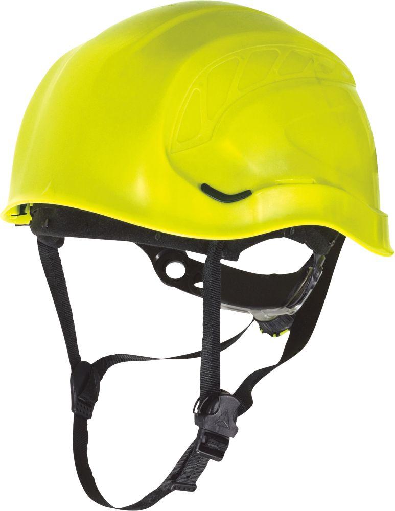 Delta Plus Granite Peak Premium Heightsafe Safety Helmet Yellow