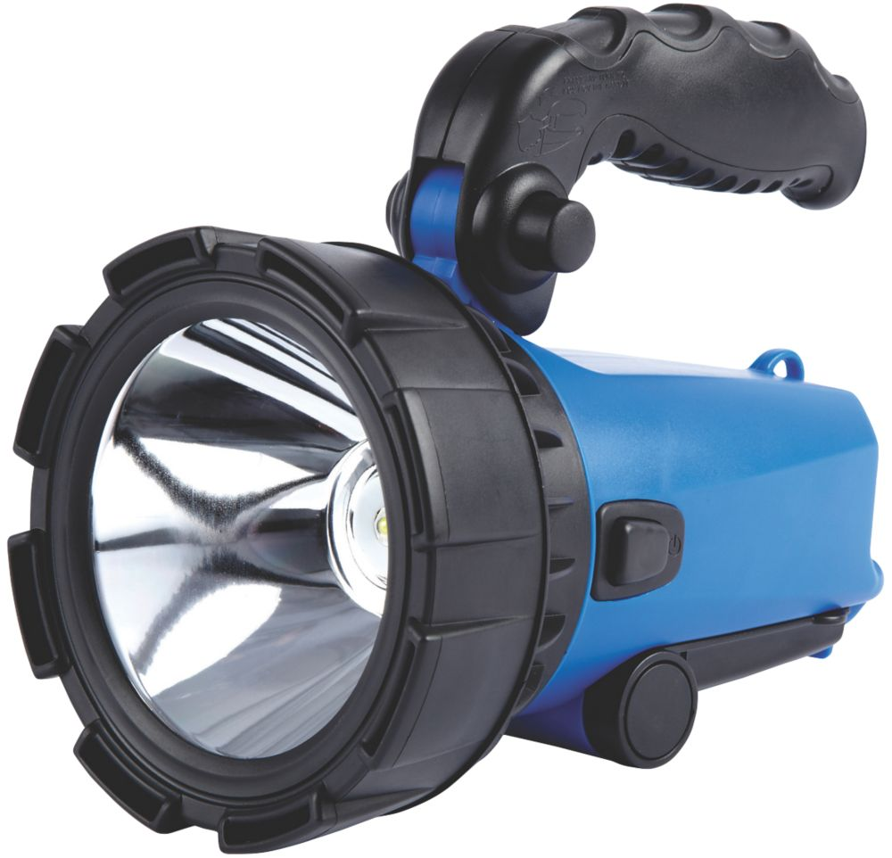 Ring RT5181 Rechargeable LED Spotlight Torch Integrated Li-Ion
